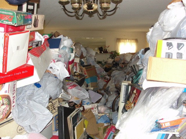 Hoarder Cleanout